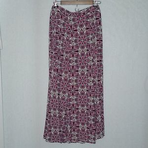Cato pink and black patterned skirt size 18 / 20w